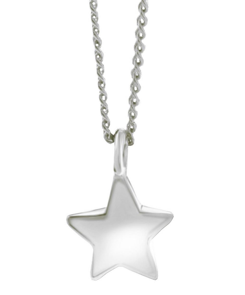 Bijou Star Pendant Necklace