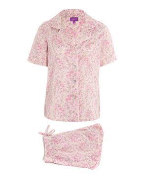 Tatum Short Cotton Pyjama Set
