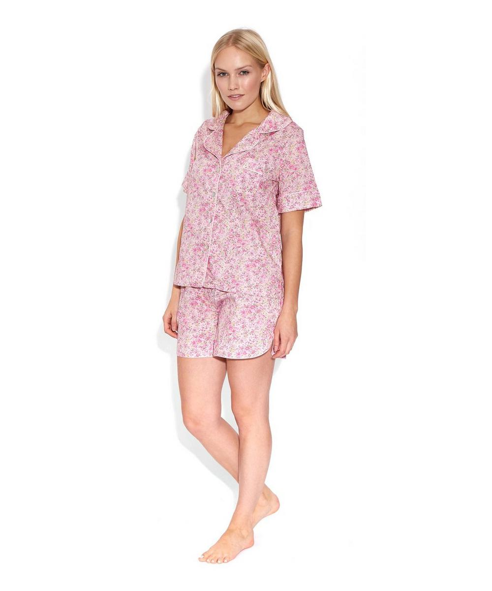 Tatum Short Cotton Pyjama Set