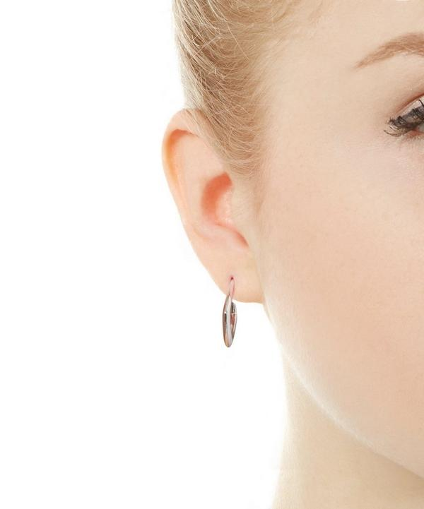 Small Cushion Hoops