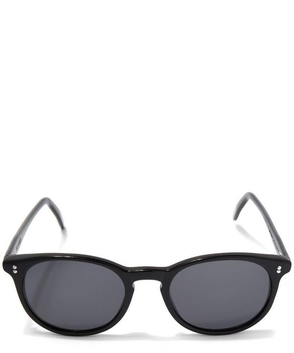 Void Round Sunglasses
