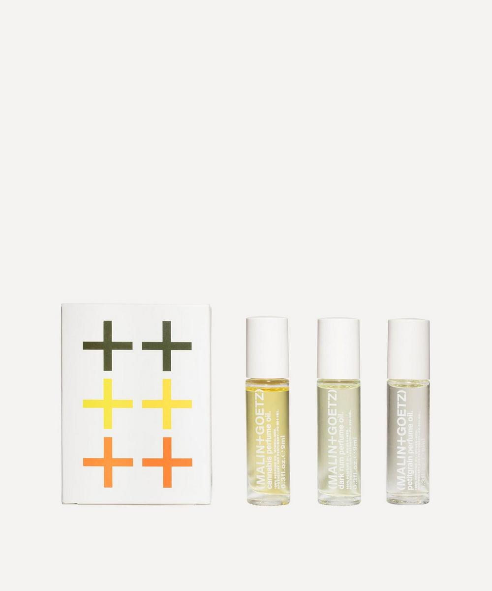 Pefume Oil Set 3X9ML