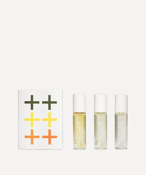 Pefume Oil Set 3X9ML