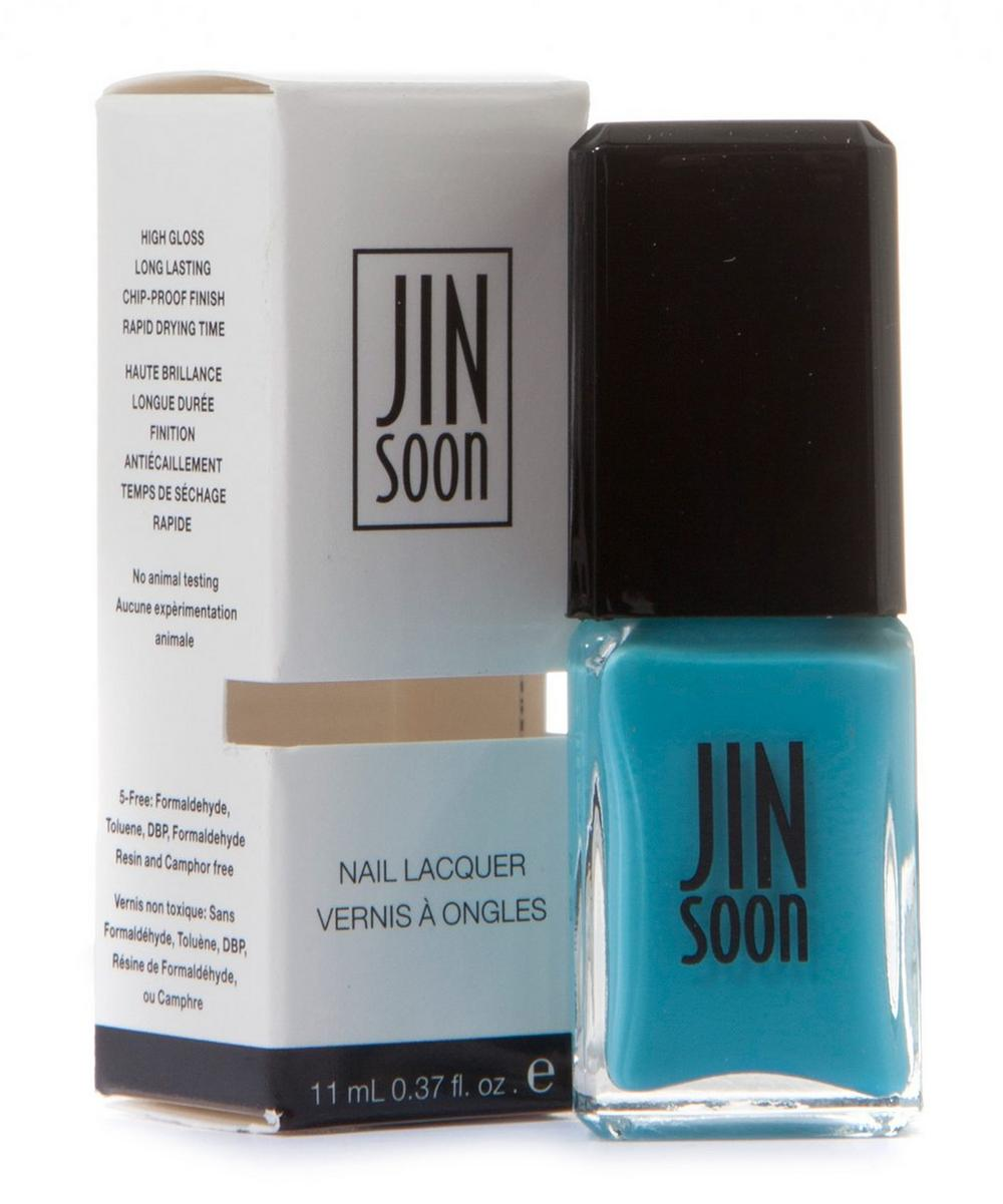 Nail Polish in Poppy Blue