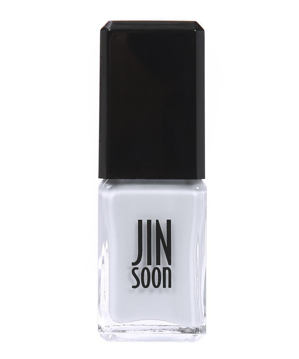 Nail Polish in Kookie White