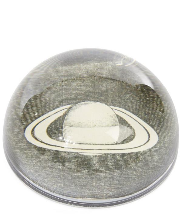 Saturn Dome Paperweight