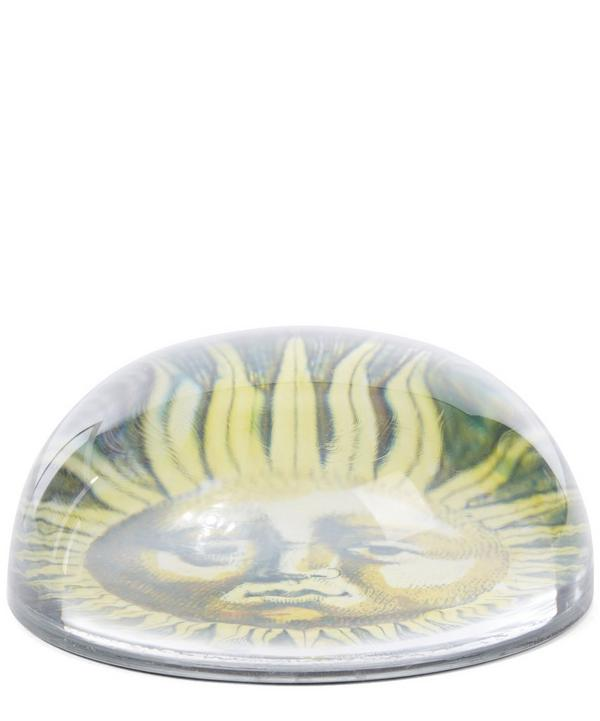 Fountain Top Dome Paperweight