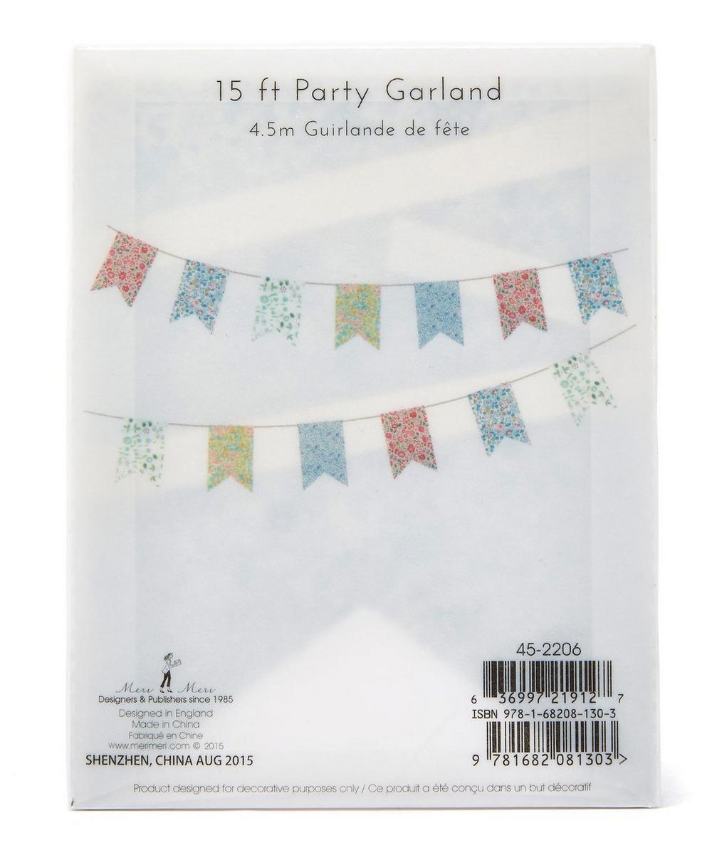 Liberty Print Party Garland