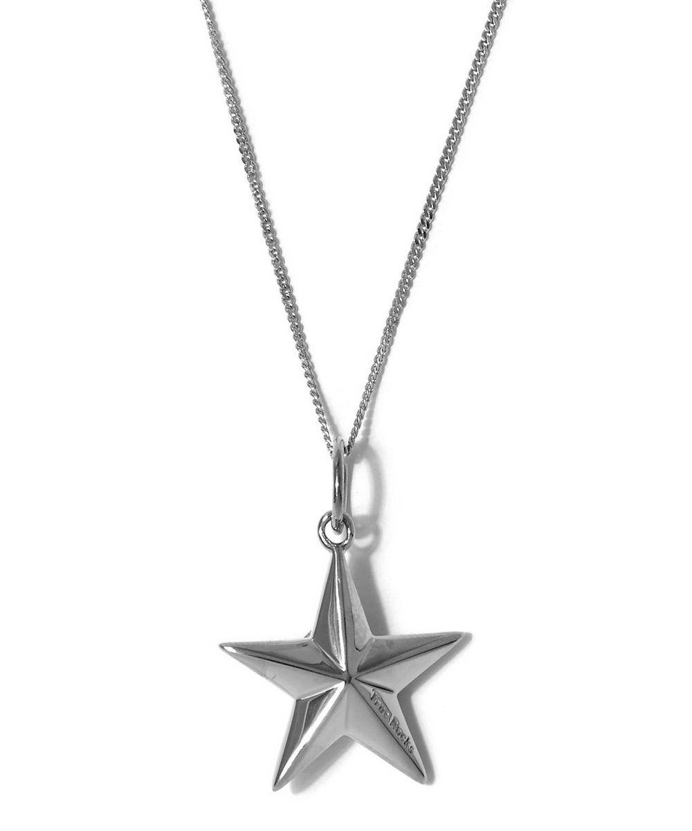 Small Military Star Necklace