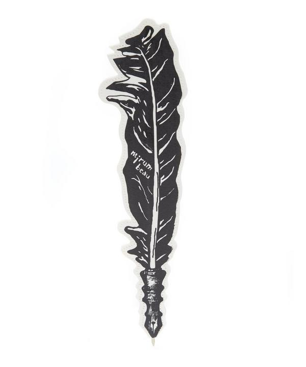 Hanji Feather Pen