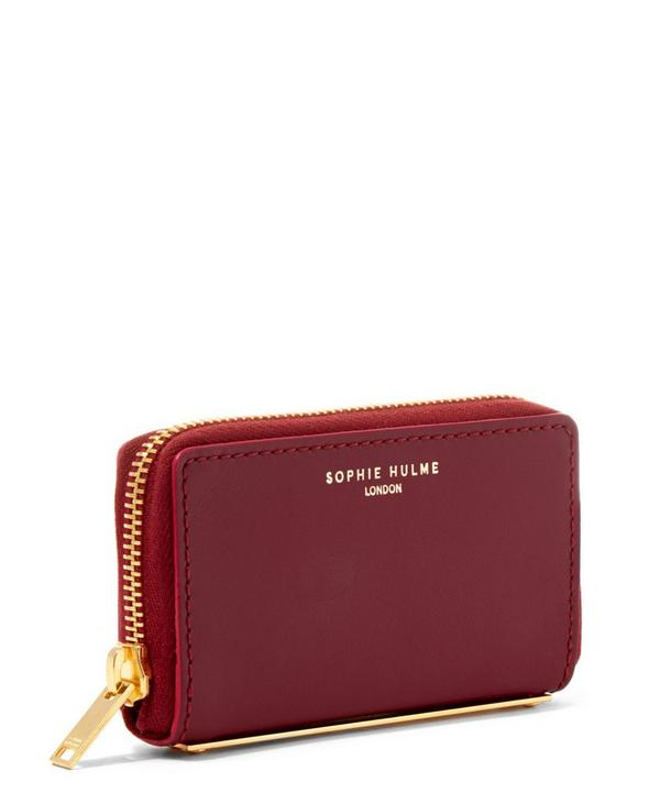 Rosebery Leather Coin Purse