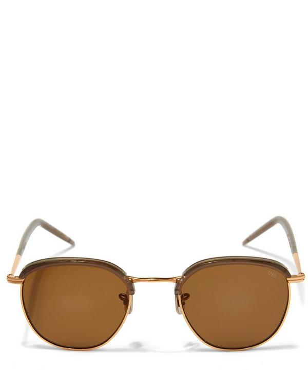 735-49 Clubmaster Sunglasses
