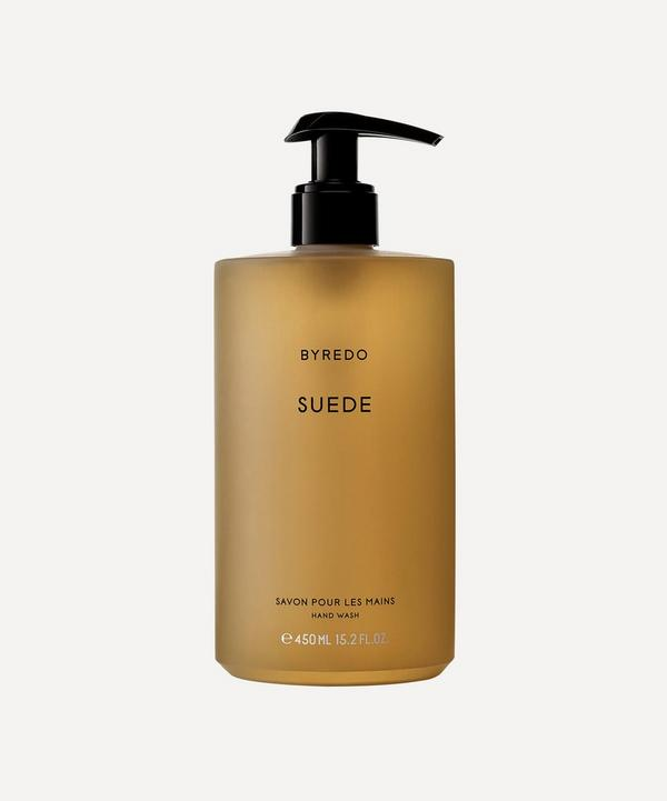 Suede Hand Wash 450ml