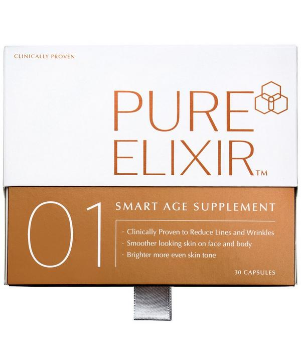 Pure Skin Elixir 01 SMART Age Supplement