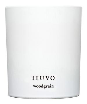 Woodgrain Scented Candle 190g