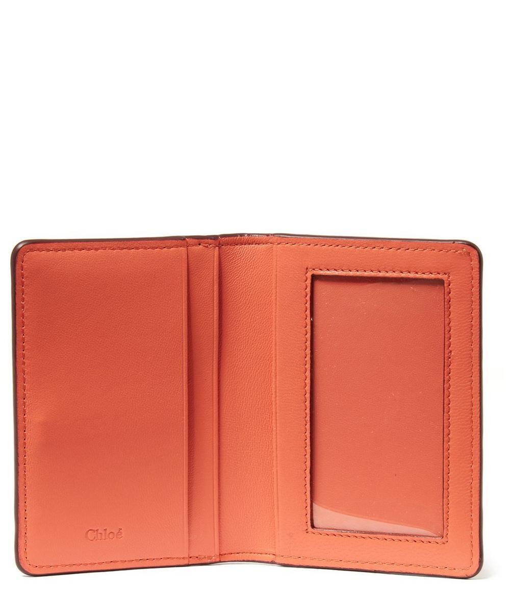 Bi Colour Baylee Card Holder