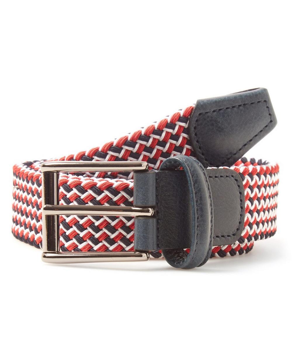 Woven Fabric Belt