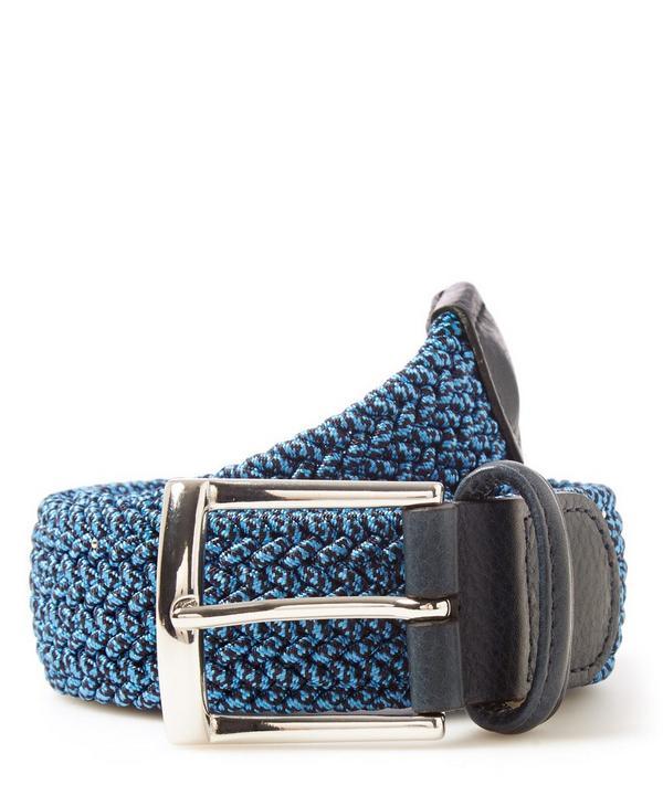 Fabric Woven Belt
