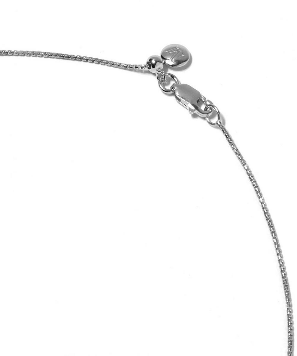Silver Fine Oval Box Chain