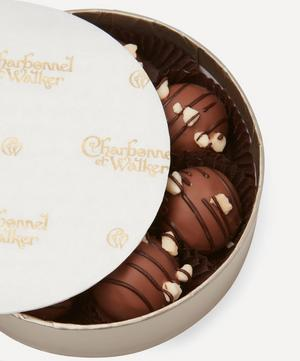 Milk Sea Salt Billionaire's Shortbread Truffle 125g