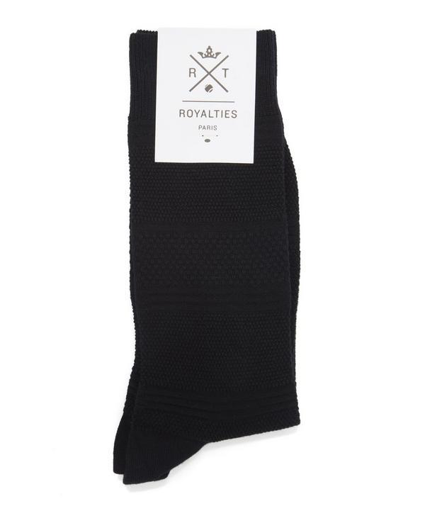 Harry Textured Socks