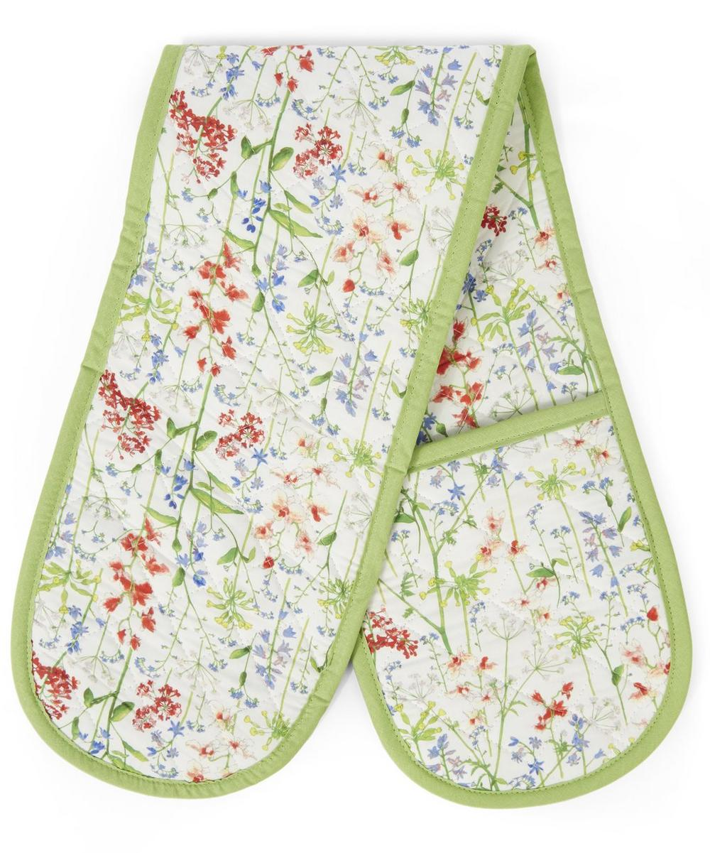 Liberty London Print Double Oven Glove