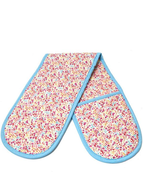 Liberty Print Double Oven Glove
