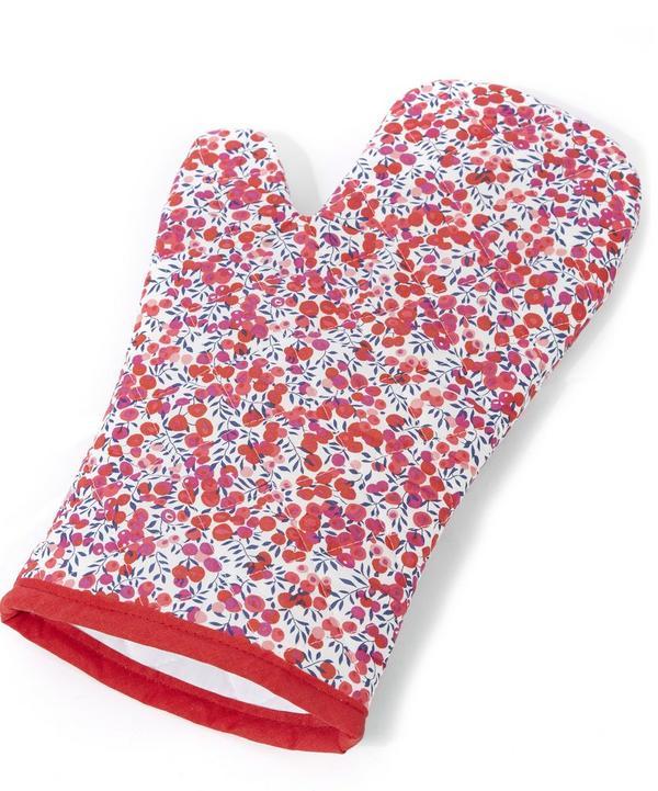 Liberty Print Oven Glove