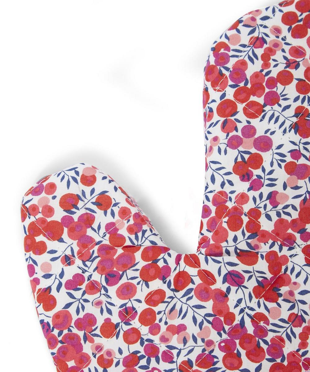 Liberty London Print Oven Glove
