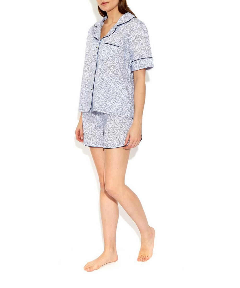 Michael Short Cotton Pyjama Set