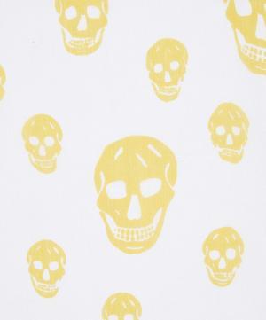 Skull Chiffon Scarf