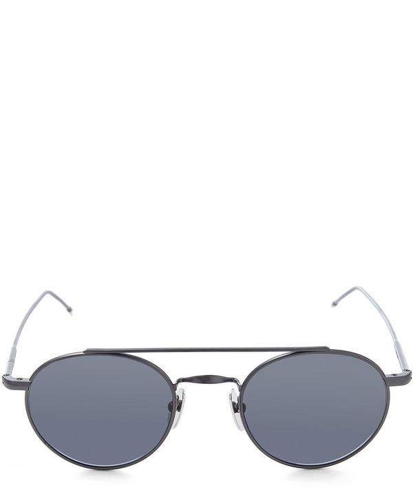 101 C Iron Aviator Sunglasses