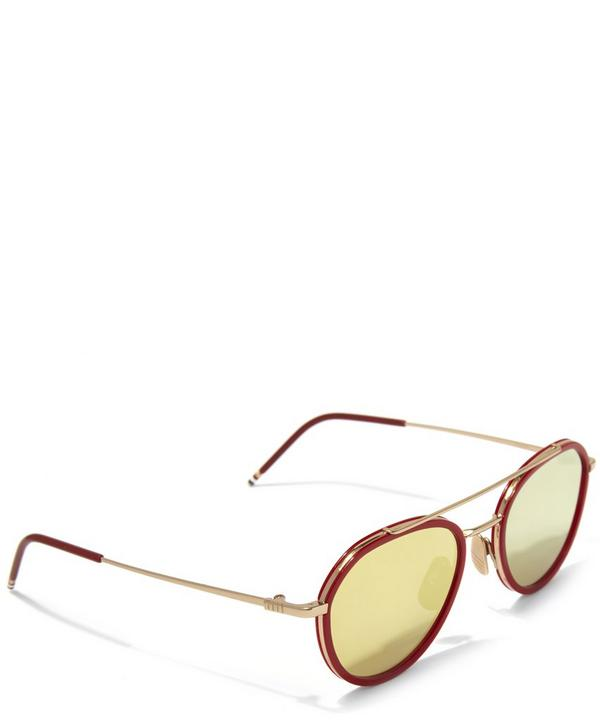 801 Aviator Sunglasses