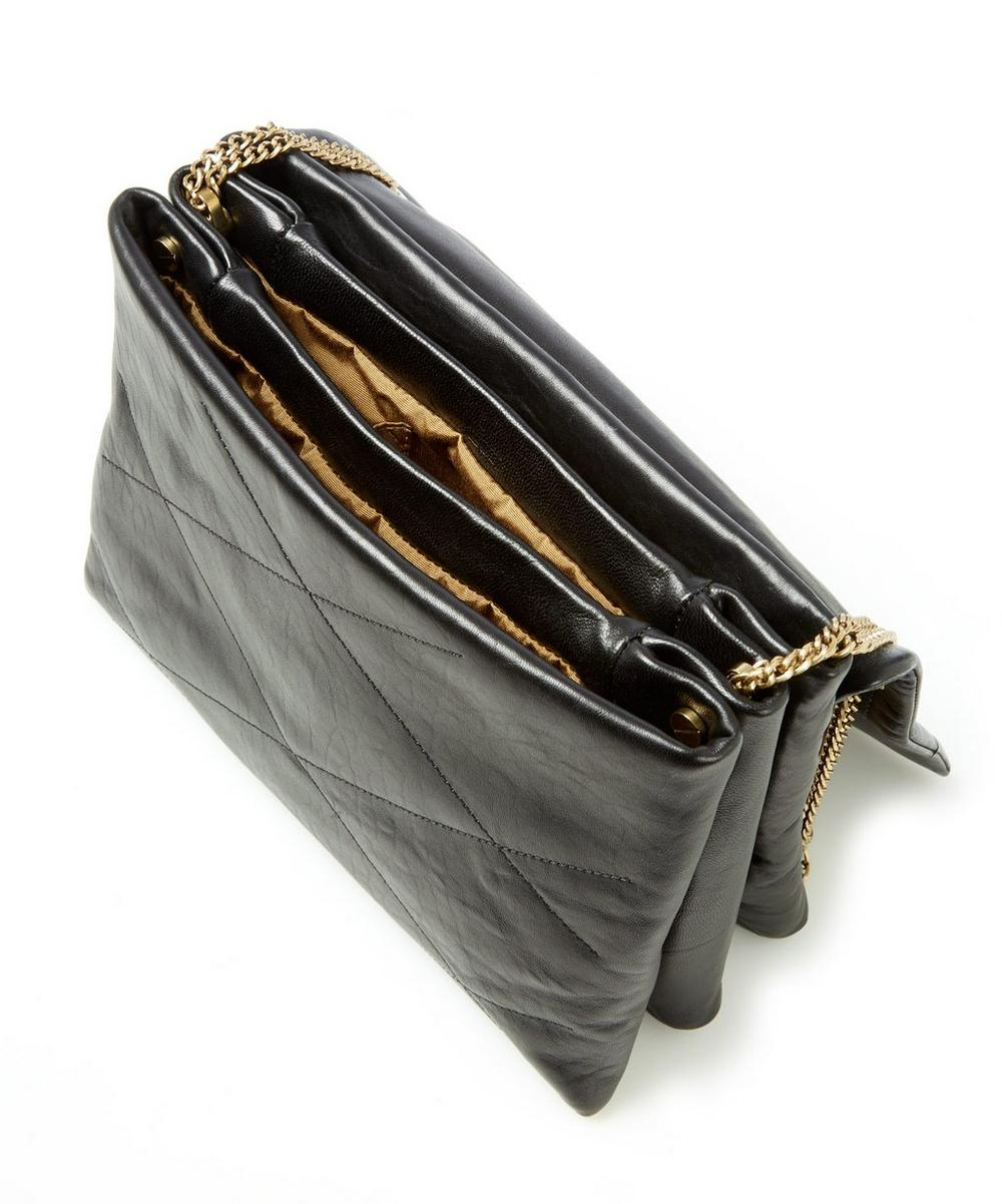Black Sugar Leather Shoulder Bag