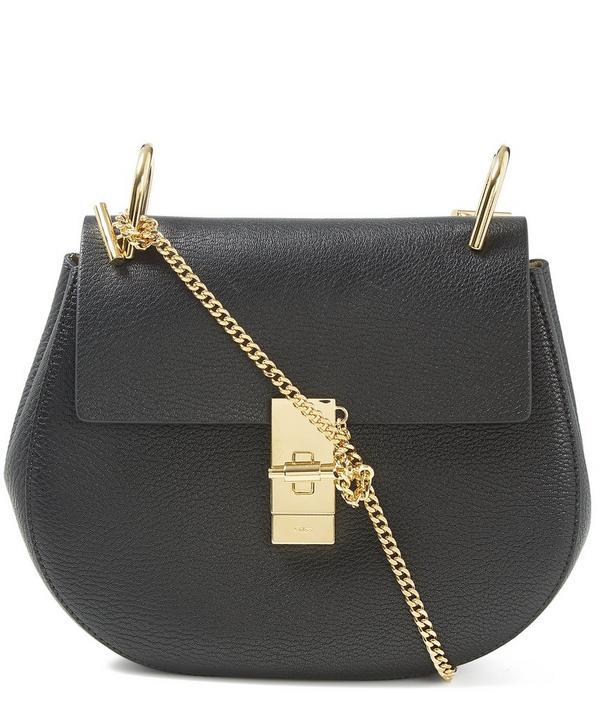 Small Black Drew Cross Body Bag