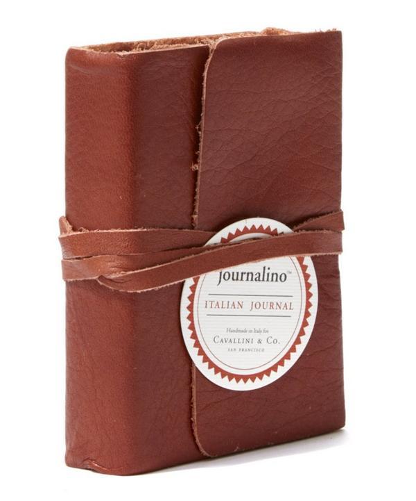 Small Journalino Leather Notebook