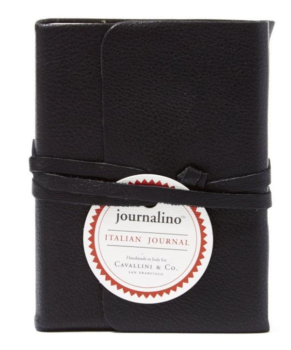 Journalino Leather Notebook