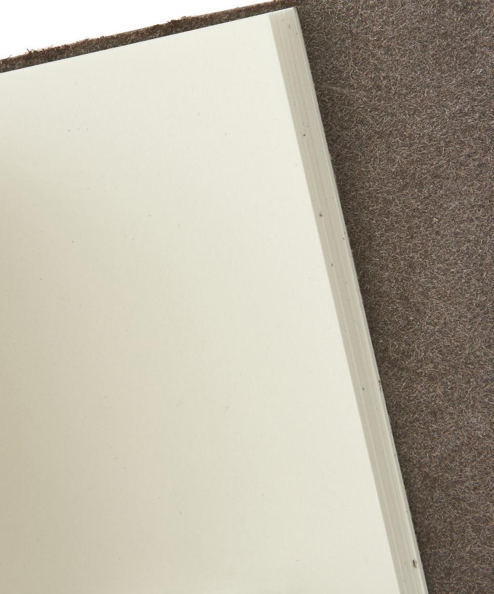 Medium  Journalino Leather Notebook