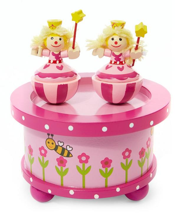 Fairy Music Box