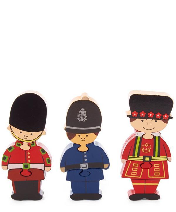 London Mini Puzzles