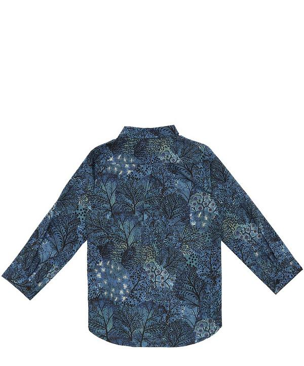 Liberty Print Long Sleeve Shirt