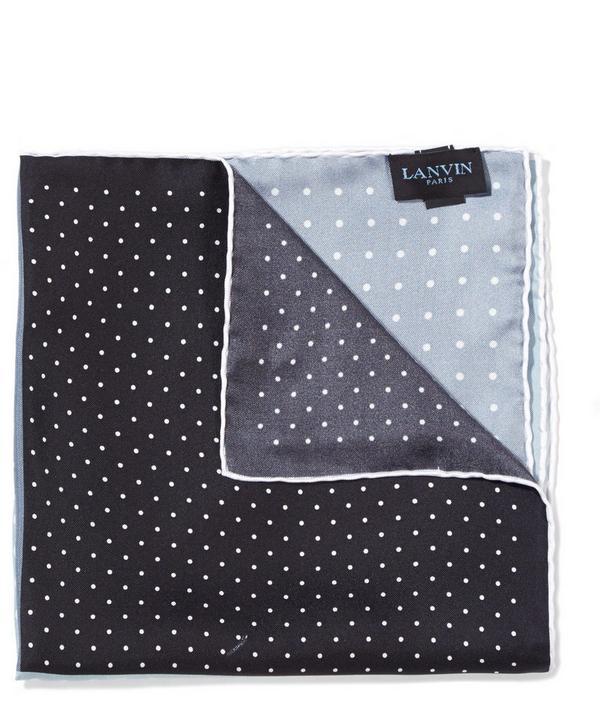 4 Colour Dots Handkerchief