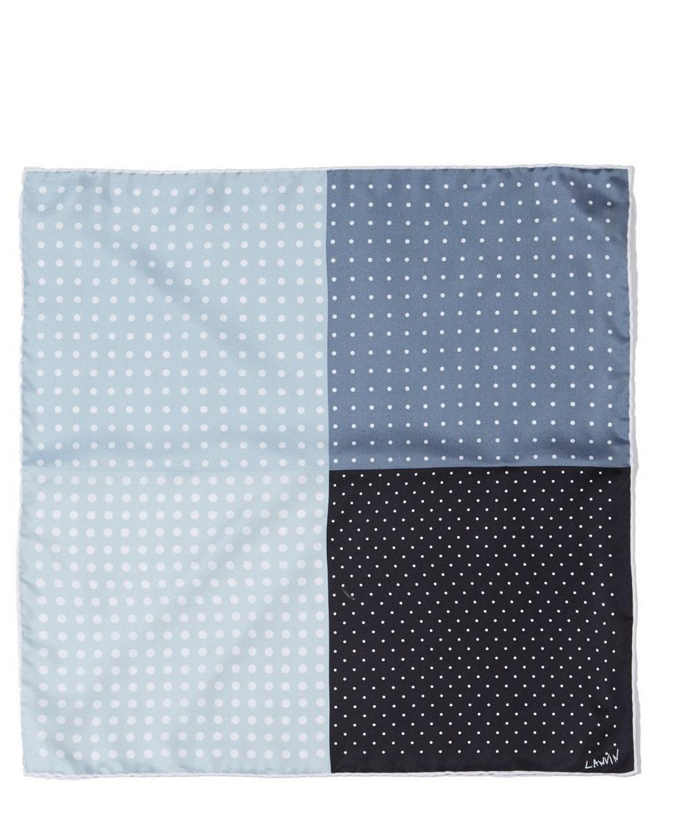 4 Colour Dots Handkerchief