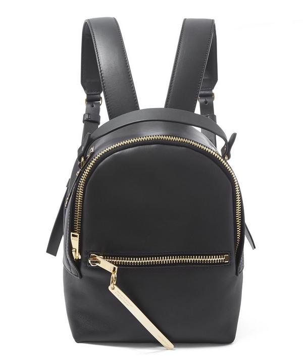 Mini Wilson Matte Backpack