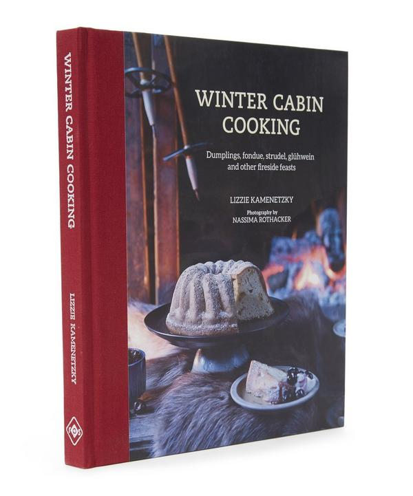 Winter Cabin Cooking Cook Book