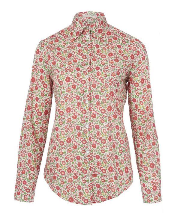 Liberty Print Cotton Bryony Shirt