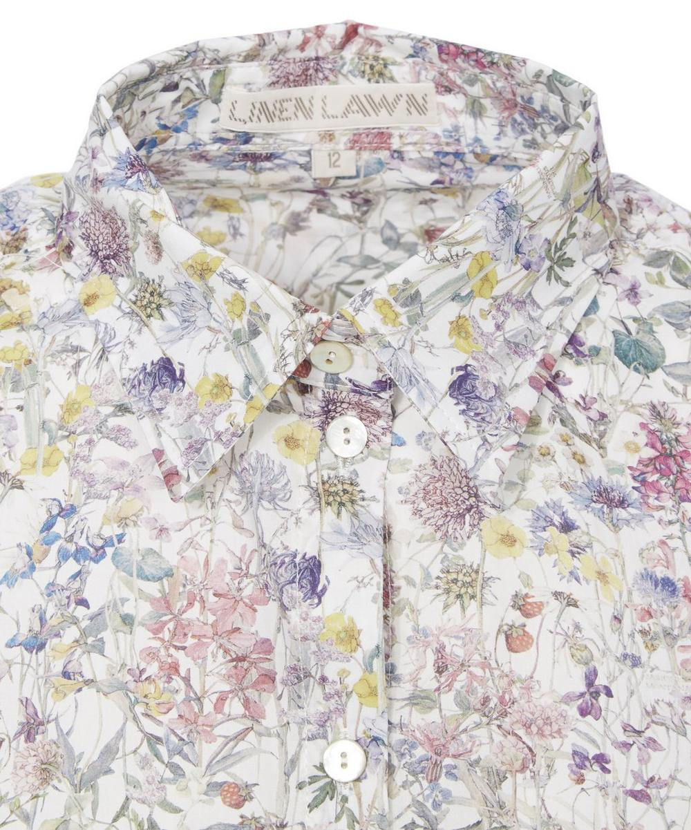 Liberty Print Cotton Bryony Shirt
