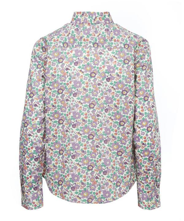 Camilla Cotton Shirt