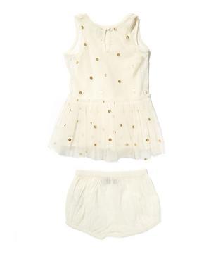 Polka Dot Tutu Bell Dress
