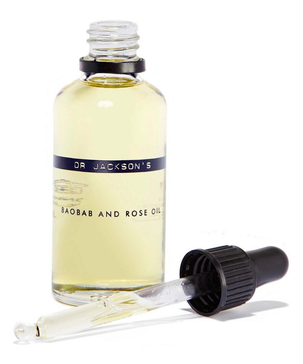 Baobab and Rose Oil 50ml